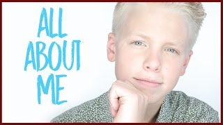 CARSON LUEDERS - Get To Know Me
