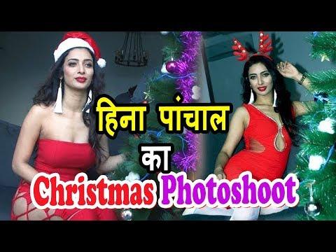 Xxx Mp4 Heena Panchal का H0t Christmas फोटोशूट 3gp Sex