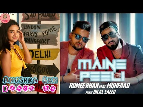 Xxx Mp4 550 Anushka Sen Loving This New Song Mainepeeli By Rome Khan 3gp Sex