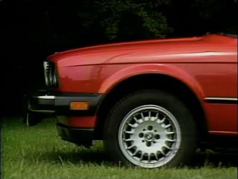 MotorWeek Retro Review 83 BMW E30 325e