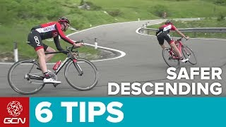 6 Tips For Safer Cycling Descending | GCN Pro Tips