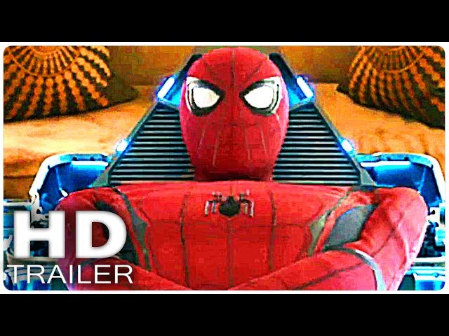 SPIDER MAN HOMECOMING New Trailer 3 (Extended) 2017