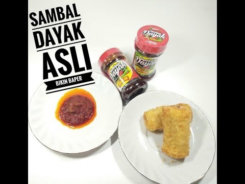 Xxx Mp4 Sensasi Pedas Sambal Dayak Sambal Khas Kalimantan 3gp Sex