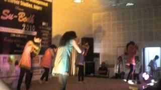 dance mash up @ jane kya chahe man bawra & dil to bacha h jee