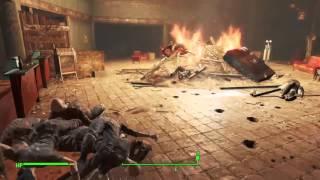 Fallout 4: Kendall Hospital Augusta Safehouse Dead Drop Quest