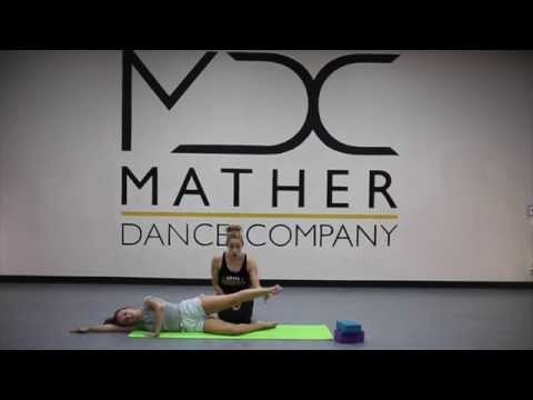 Xxx Mp4 Sample Stretch Class For Mather Dance Company Online 3gp Sex