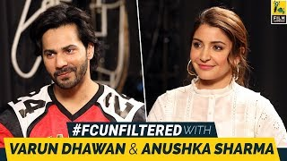 Anushka Sharma & Varun Dhawan Interview With Anupama Chopra | Sui Dhaaga | FC Unfiltered