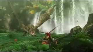 Mr.Babs and Mrs.Babs play Monster Hunter Portable 3rd (incomplete)