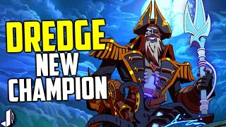 DREDGE PALADINS NEW PIRATE CHAMPION! Teleports ENTIRE Team?