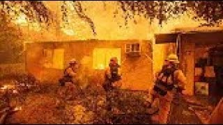 Breaking California Wildfires Manmade Accident or Deliberate? 7k Homes Destroyed 11/10/18