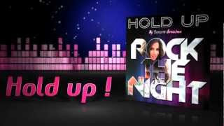 HOLD UP Rock the night by Benjamin Braxton (French version)