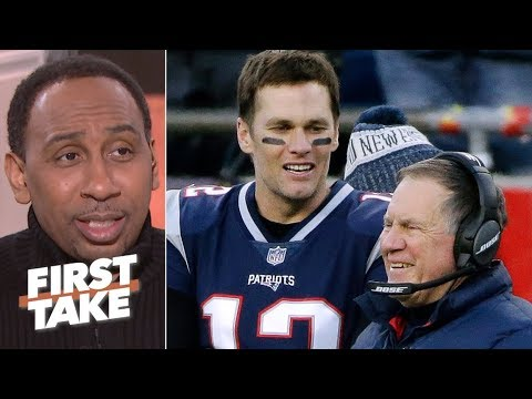 Stephen A. doesn t trust Patriots to win against Chargers First Take