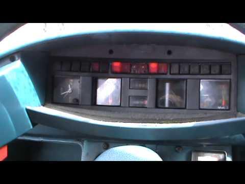 cold start after 2 days Citroen CX 2500D 1983