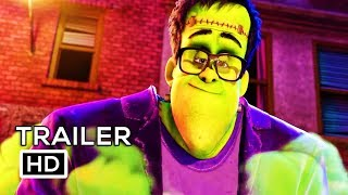 MONSTER FAMILY Official Trailer (2017) Emily Watson, Nick Frost Animated Family Movie HD