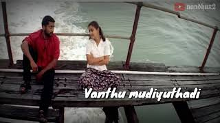 Mun Paniya song lyrics | WhatsApp status videos | love status | nandhux2 |
