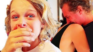 PAPA SAYS YES TO HAVING ANOTHER BABY *emotional*