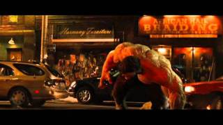 The Incredible Hulk - Best Fight Scene (PT. 2)
