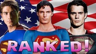 6 Superman Movies Ranked