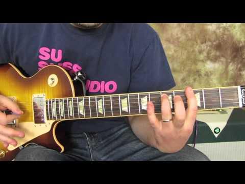 Girls Girls Girls Motley Crue How to Play on Guitar Main Riff 80 s rock