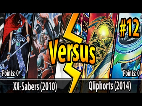 XX-Sabers (2010) vs. Qliphorts (2014) - Cross-Banlist Cup 2017 - Match #12