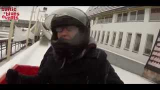 Bobsleigh activity in Latvia