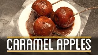 Caramel Apples | How to Make Everything: Thanksgiving Dinner