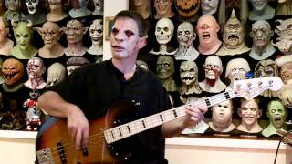 The Weapon Bass Cover