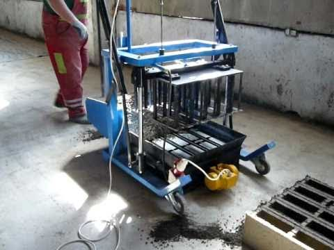 Block Machine V01 Simitli Bulgaria