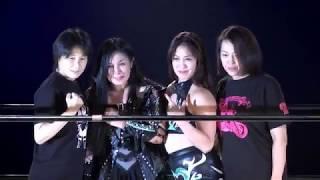 Manami Toyota Vs 14 legendary women's wrestler
