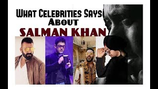 Salman Khan Stardom - What Celebrities Says--Aamir, Sanjay, Badshah, Diljit And Many More