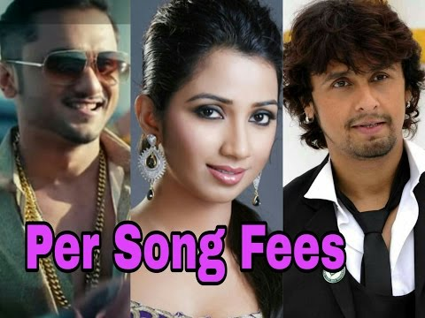 Xxx Mp4 Per Song Fees Of Top Bollywood Playback Singers Sonu Nigam Arijit Singh Honey Singh Atif 3gp Sex