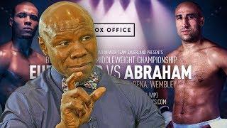 Chris Eubank: Is Junior The Real Thing Or Not? | Chris Eubank Jr vs Arthur Abraham