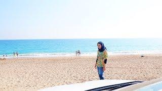 بث مباشر انطاليا - بحر مناوگات 😍🏊 كتبت اسمائكم على الرمل