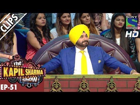 Neha Aur Sidhu Paji Ka Purana Rishta The Kapil Sharma Show Ep.51 15th Oct 2016