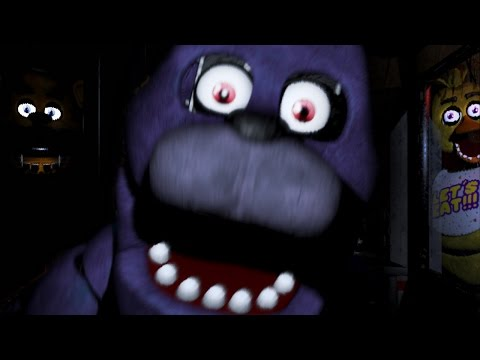 WARNING: SCARIEST GAME IN YEARS | Five Nights at Freddy's - Part 1 Mp3