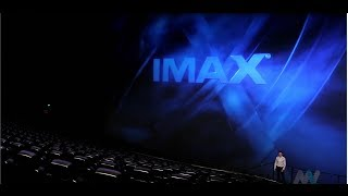 Watch How an IMAX Theater aim Enhanced