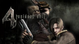PS4 - RESIDENT EVIL 4 - PROFESSIONAL - 2ND HALF - SUB TO BIOHAZARD TV - LINK IN DESC