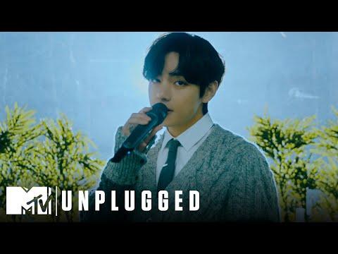 BTS Performs Blue & Grey MTV Unplugged Presents BTS
