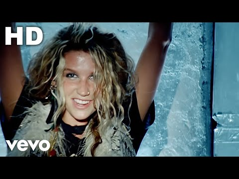 Ke ha TiK ToK Official Music Video