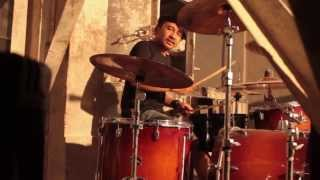 """REVENGE THE FATE - Making Of """"DAMASCUS"""" ( Drum Cam ) By.Zacky Achyar"""