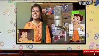 Real Voice behind Cartoons in Hindi