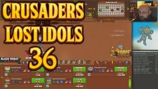 Dinner of Doom - CRUSADERS OF THE LOST IDOLS #36 - Let