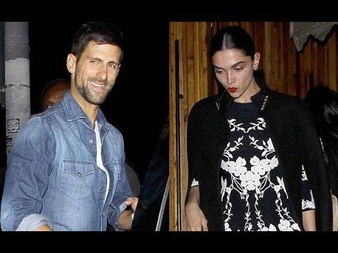 Xxx Mp4 Deepika Padukone Is New Girl In Novak Djokovic's Life 3gp Sex