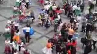 Square dancing Bratislava - Macho Macho Man