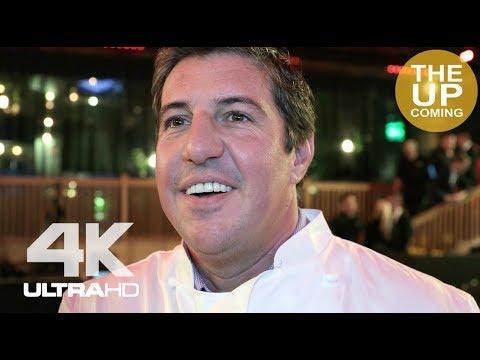 Michelin Guide 2018: Claude Bosi interview on two-michelin-star Bibendum restaurant