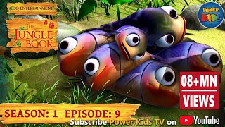 The Jungle Book Cartoon Show Full HD - Season 1 Episode 9 - Fished Out