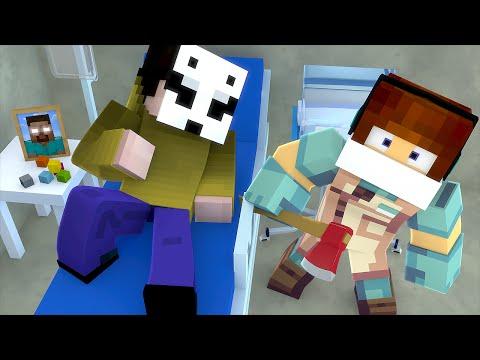 Xxx Mp4 Minecraft HEROBRINE E LICK ESTÃO DOENTES Cirurgia Minecraft 3gp Sex