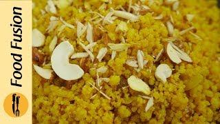 Ande Ka halwa (Egg dessert) recipe by Food Fusion