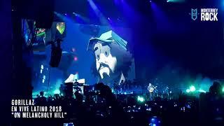 #VL18 - Gorillaz en Vive Latino 2018 - On Melancholy Hill