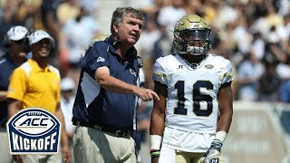 Georgia Tech Expecting Big Things On Offense | 2018 ACC Kickoff